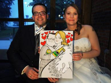 Mit Motive Hochzeit 2